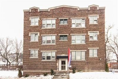 indianapolis Multi Family Home For Sale: 5345 East Washington Street