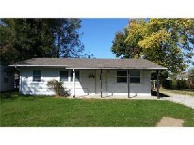 Anderson IN Single Family Home For Sale: $35,000
