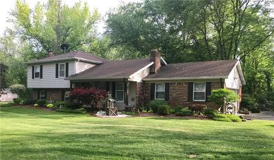 Montgomery County Single Family Home For Sale: 3973 West Us Highway 136