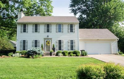 Indianapolis Single Family Home For Sale: 650 East 84th Street