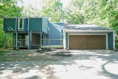 Anderson Single Family Home For Sale: 1404 Van Buskirk Road