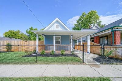 Single Family Home For Sale: 2312 Hoyt Avenue