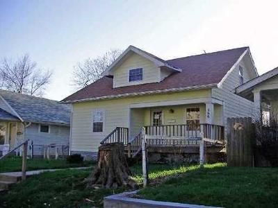 Indianapolis Single Family Home For Sale: 366 South Grand Avenue