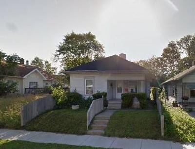 Indianapolis Single Family Home For Sale: 537 North Livingston Avenue