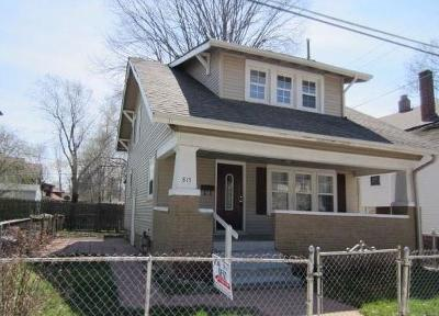 Single Family Home For Sale: 815 East 40th Street