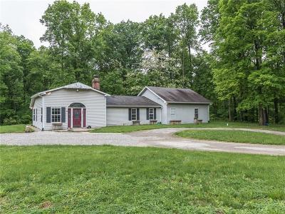 Indianapolis Single Family Home For Sale: 7800 Sargent Road