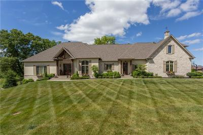Zionsville Single Family Home For Sale: 11628 Willow Springs Drive