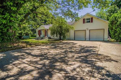 Madison County Single Family Home For Sale: 2053 West Us Highway 36