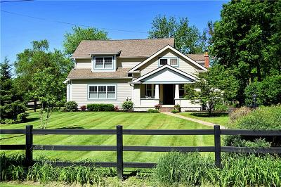 indianapolis Farm For Sale: 7442 Indian Lake Road