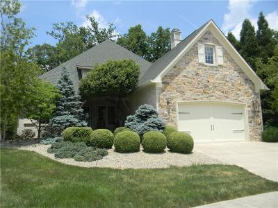 Hendricks County Single Family Home For Sale: 3304 Nottinghill Circle