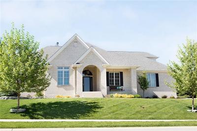 Carmel IN Single Family Home For Sale: $625,000