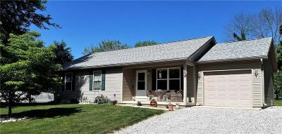 Heritage Lake Single Family Home For Sale: 205 Jefferson Valley
