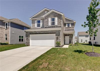 Whitestown Single Family Home For Sale: 5770 Pebblebrooke Road