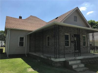 Lebanon Single Family Home For Sale: 609 South East Street