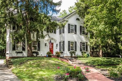Indianapolis Single Family Home For Sale: 4646 Graceland Avenue