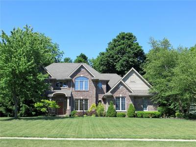 Hendricks County Single Family Home For Sale: 49 Oak Tree Drive
