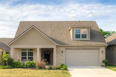 Boone County, Clinton County, Hamilton County, Hendricks County, Madison County Condo/Townhouse For Sale: 284 Maple View Drive