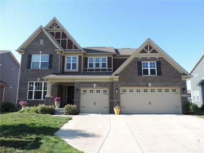 Carmel Single Family Home For Sale: 14028 Knightstown Drive E
