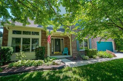 Carmel Single Family Home For Sale: 845 Grace Drive