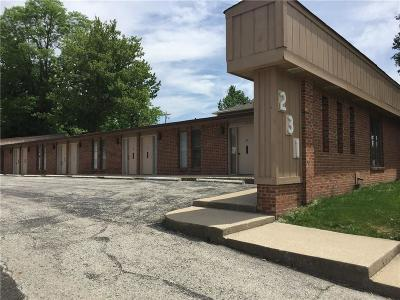 Carmel Commercial Lease For Lease: 231 South Rangeline Road #E & F