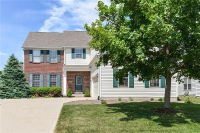 Zionsville Single Family Home For Sale: 6568 Hunters Ridge S