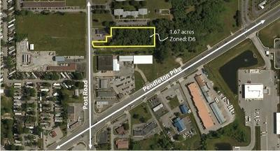 Indianapolis Commercial Lots & Land For Sale: 5055 North Post Road