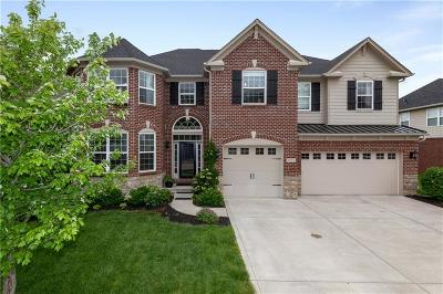 Zionsville Single Family Home For Sale: 2807 Newbury Court