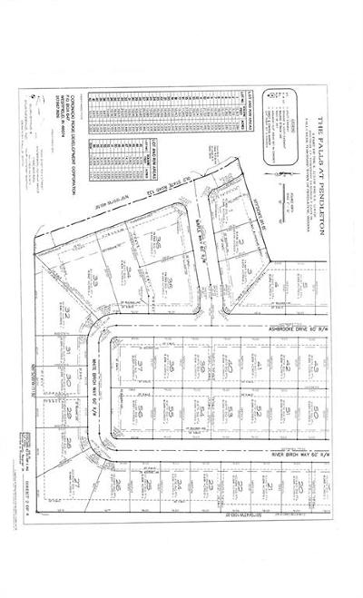 Madison County Residential Lots & Land For Sale: Falls Way