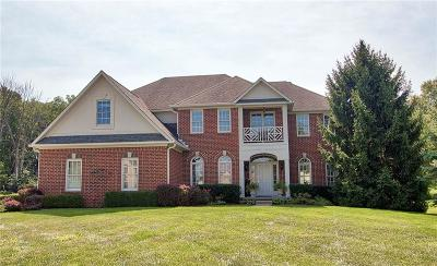 Fishers Single Family Home For Sale: 10937 Hamilton Pass