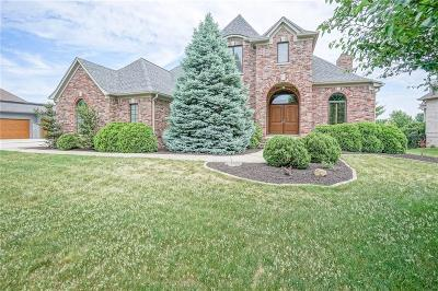 Noblesville Single Family Home For Sale: 14727 Macduff Drive