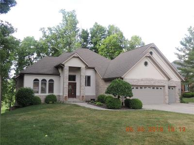 Martinsville Single Family Home For Sale: 1840 Red Fox Court E