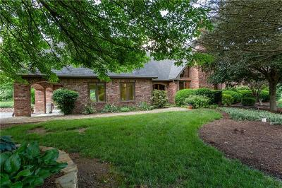 Zionsville Single Family Home For Sale: 8551 East 300 S