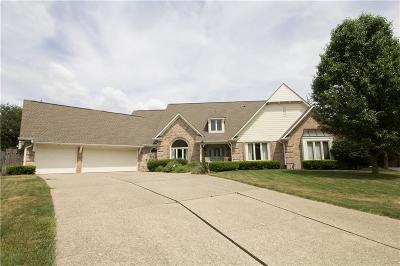 Carmel, Westfield Single Family Home For Sale: 1984 Woodbine Court