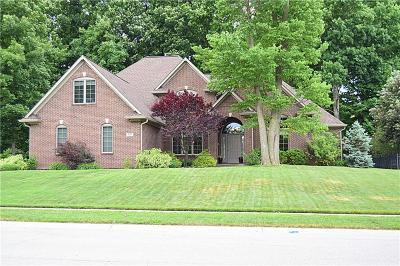 McCordsville Single Family Home For Sale: 9876 Springstone Road