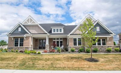 Zionsville Single Family Home For Sale: 11550 Bent Tree Court