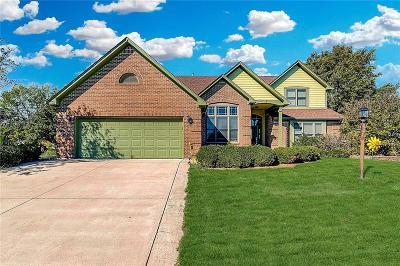 Indianapolis Single Family Home For Sale: 7738 Pennyroyal Lane