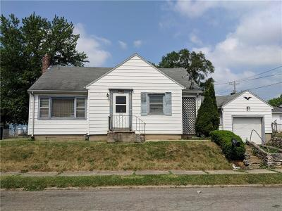 Delaware County Single Family Home For Sale: 1919 South Elm Street