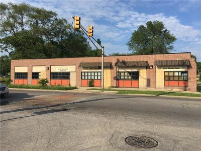 Indianapolis Commercial For Sale: 2713 Dr Martin Luther King Jr Street