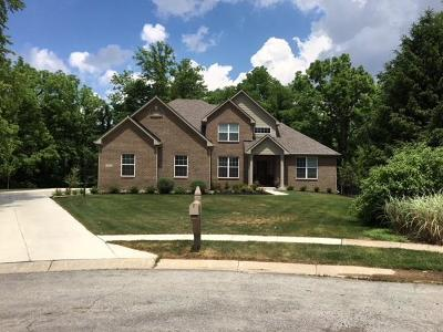 Noblesville Single Family Home For Sale: 9692 Coyote Court