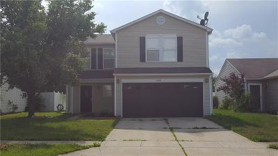 Camby Single Family Home For Sale: 13110 North Brick Chapel Drive