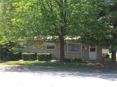 Parke County Single Family Home For Sale: 408 Voorhees Street