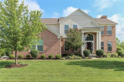 Zionsville Single Family Home For Sale: 9272 Windrift Way