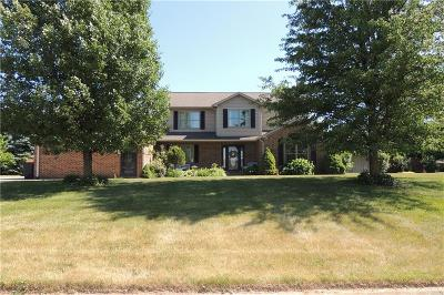 Plainfield Single Family Home For Sale: 6945 Katie Court