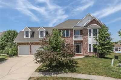 Greenwood Single Family Home For Sale: 2912 Abbotsbury Court