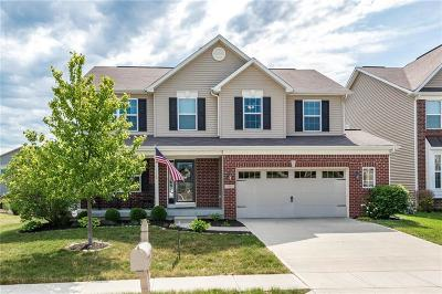 Zionsville Single Family Home For Sale: 7803 Eagles Nest Boulevard
