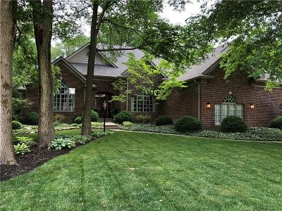 Delaware County Single Family Home For Sale: 5509 West Autumn Springs Court