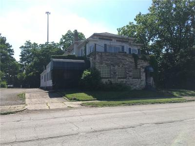 Indianapolis Commercial For Sale: 1503 Columbia Avenue