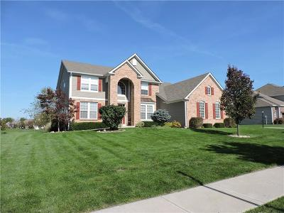 Fishers Single Family Home For Sale: 14334 Hammersley Drive