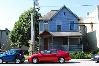 Indianapolis Single Family Home For Sale: 525 East Walnut Street