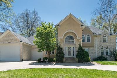 Martinsville Single Family Home For Sale: 110 Ferguson Drive